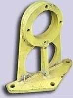 Кронштейн крепления барабана грузовой лебедки КС-3577.26.007