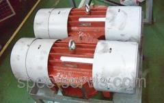 Насос вакуумный (правого вращения) КО-510.02.16.000-04