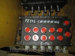 Basic distributor of the KS-3577, KS-35714 truck