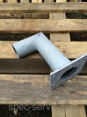 Branch pipe (pipe) of KO-503-B2 0300500