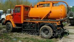 Цистерна КО-510 3101000+Крышка (бочка)