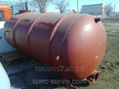 Цистерна КО-520.41.01.000 (бочка)