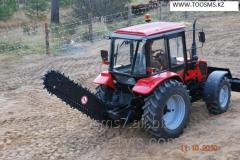 Excavator chain Bar ETsU 150