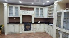 Кухня деревянная, от 200 000тнг за п/м
