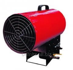 Heat gun Beskolsky experimental mechanical plan