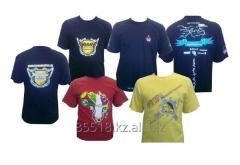 Логотипы на одежде в алматы