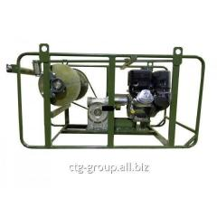 LSI traction auxiliary winch