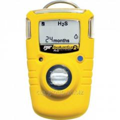 Gas analyzer of Description BW Gas Alert clip