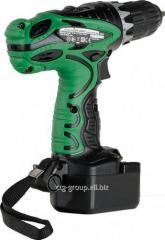 Drill screw gun accumulator Hitachi DS 12 DVF3-RA
