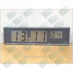 Digital watch liquid crystal
