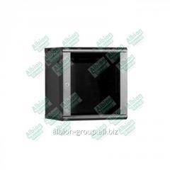 Шкаф настенный 15U, 600*450*766, цвет чёрный