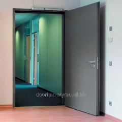 Противопожарная дверь DoorHan одностворчатая