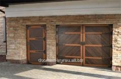 Garage door of Premium Country
