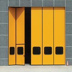 Folding gate of DoorHan of 2000х2000 mm