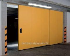 Fire-prevention movable gate of DoorHan of