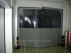 Oar film gate of DoorHan single-door