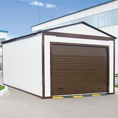 Modular garage of DoorHan of 6260х3860х3330 mm