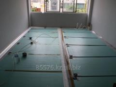 Panels of system of floor heating of HEAT - ONE