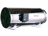 Air heaters for greenhouses: