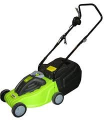 LAWN-MOWERS ELECTRIC LM