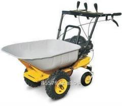 SELF-PROPELLED CARTS FOR GARBAGE REMOVAL