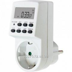 TIMER-SOCKET ELECTRONIC HOUSEHOLD