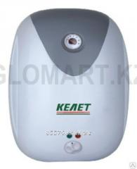 Electric water heaters of the KELET accumulative
