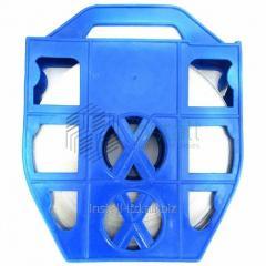 Лента крепежная C304 20х50 пластик