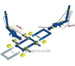 Stand leveling M-2x10 C of SIVIK
