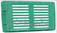 Dozhdepriyemny hatch polymeric sewer