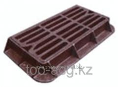 Dozhdepriyemny hatch pig-iron sewer, tip-TM CT-KZ