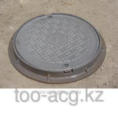 The hatch from high-strength B125 cast iron,