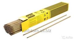Electrodes of OK brand 46.00 of production ESAB