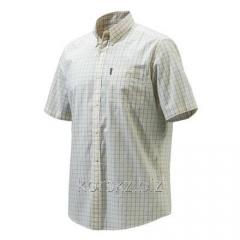 Shirt with a short sleeve of Beretta, color beige