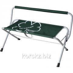 Bench folding FB-1.zeleny