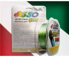 Asso cord (24120, 0,41 mm, Green)
