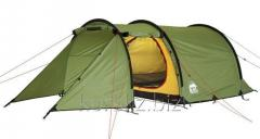 Tent of Kaiser Sport Luxe HALF ROLL, 3-seater,