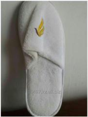Slippers for hotels