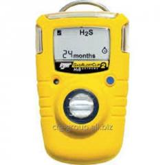 Gas analyzer of Description BW Gas Alert clip in