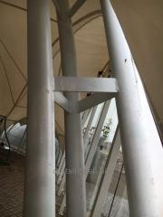 Нестандартная металлоконструкция вариант  3