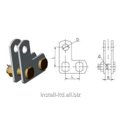 Intermediate link mounting PTM-7-3A