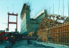 Система дренажная  виадуков моста