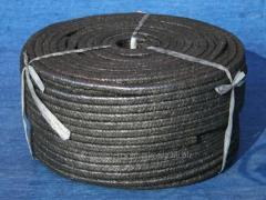 Набивка плетеная сухая асбестовая