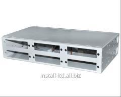 Cross-country Distributive Rack-mount 2U to 48
