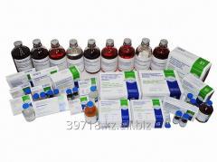 Anti-gene sibireyazvenny bakteriyny standard in