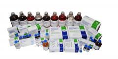 Среда питательная жидкая RPMI-1640 для