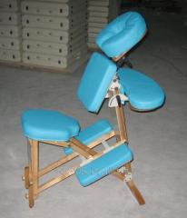 Chair for massage therapists cervical vorotnikovoy