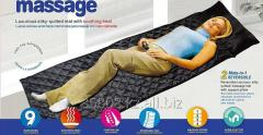 Massage mattress with heating 8308-1