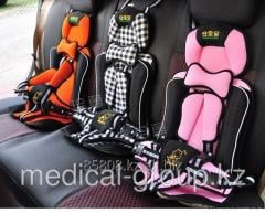 Bezkarkasny car seat of beloved baby from 4 - h -