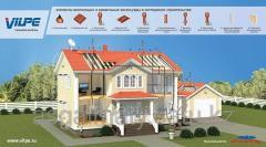 Roofing ventilation - vilpe